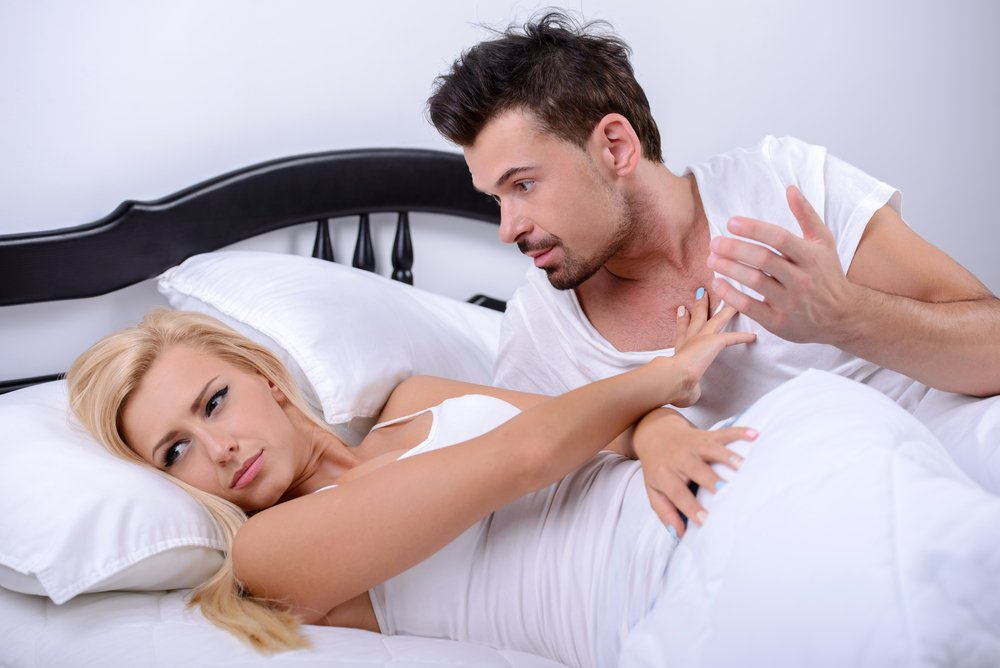 girls refuse guys sex